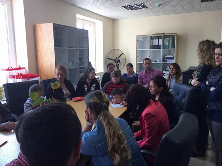Takim me fëmijët me sindromen down