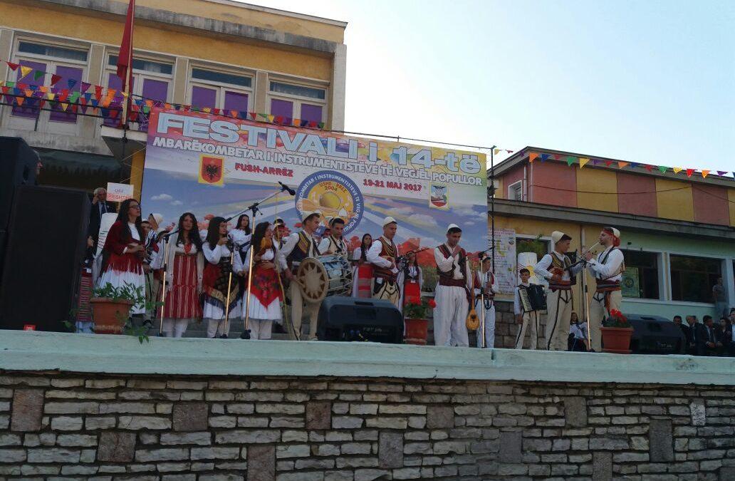 """""""Festivali Folkorik i Intrumentistave të Vegjël Popullor"""""""